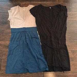 Never worn. Old navy and gap dress.